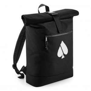 FASH-ACE_ROLLED-TOP_BACKPACK_Black